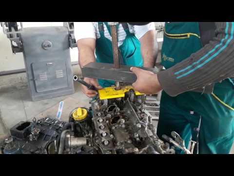 Opel Vivaro Injector Removal