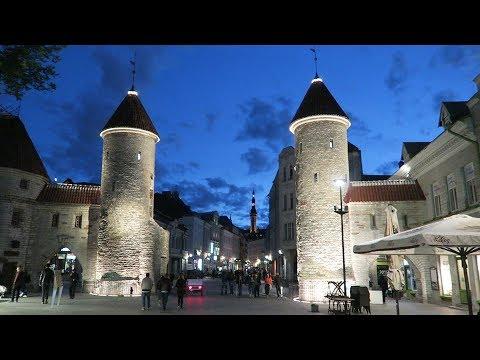 Tallinn in 48 hours (Estonia)