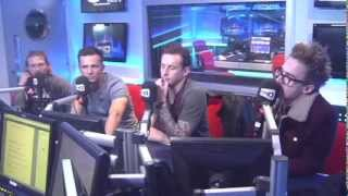 McFly Big Top 40 Webchat