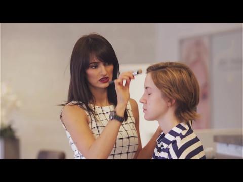 #самсебеВИЗАЖИСТ - семинар по макияжу для себя от визажиста Валентины Ляш