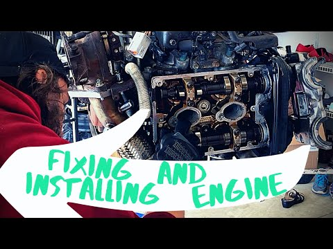 Diagnosing, Repairing and Installing my Subaru Engine: With a few tips