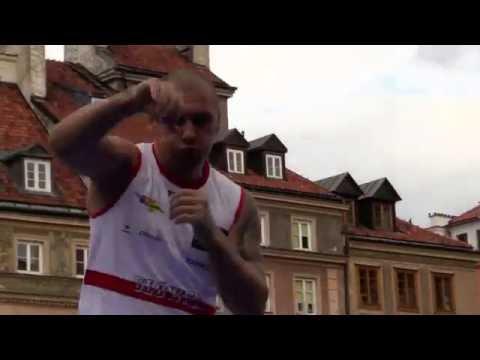 Głowacki vs Usyk: trening Krzysztofa Głowackiego