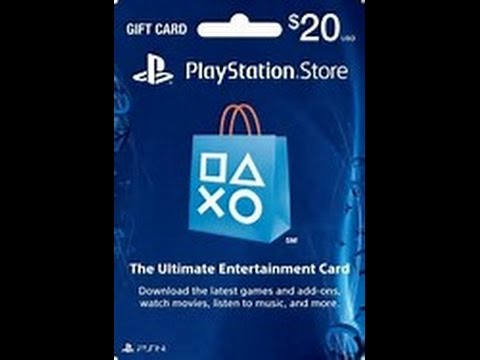 How to get free 20 dollar psn cards free 2017 no sign up