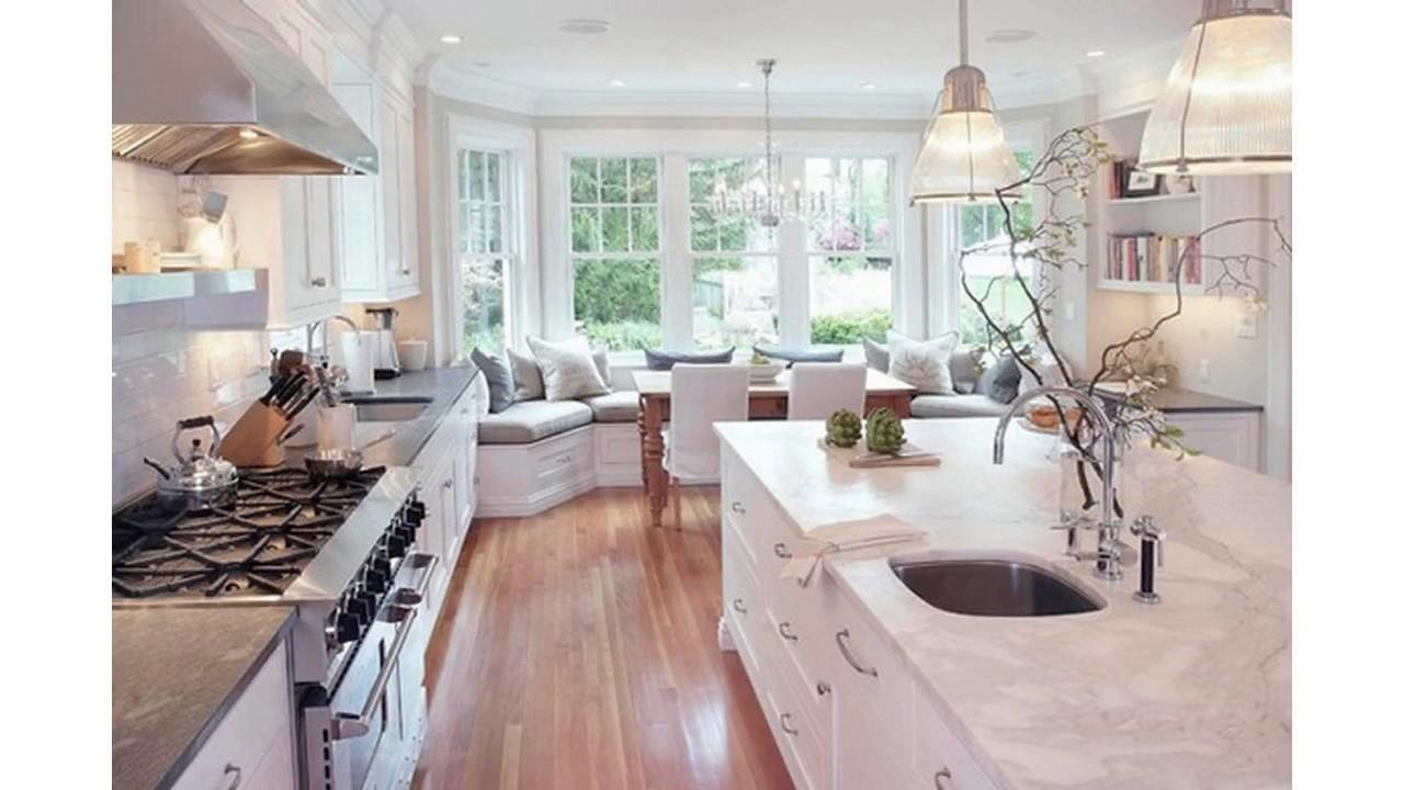 Uberlegen Galeere Küche Design Ideen