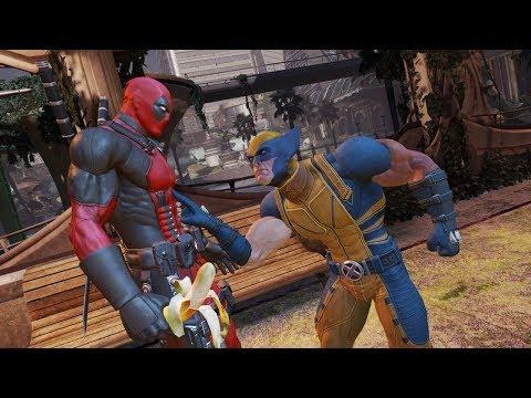 Dreadwing - Клип на игру Deadpool (про ДЭДПУЛА)