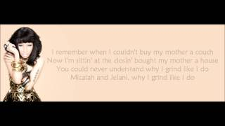 Nicki Minaj Pink Friday(2010)Album Lyrics Video