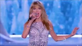 "Victoria's Secret fashion show - Taylor Swift ""Trouble"""