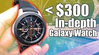 Samsung Galaxy Watch - Samsung Best Smart Watch Today 46mm Review