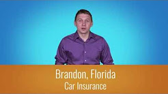 Car Insurance Brandon Fl - 1-800-998-0662