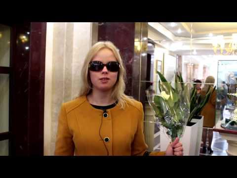 Дана Мерзлякова в Маринс Парк Отель Сочи