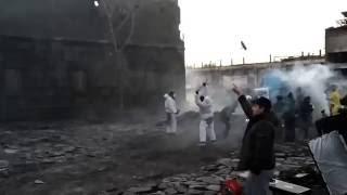 """СЪЁМКИ ФИЛЬМА """"ЗЕМЛЕТРЯСЕНИЕ"""""""