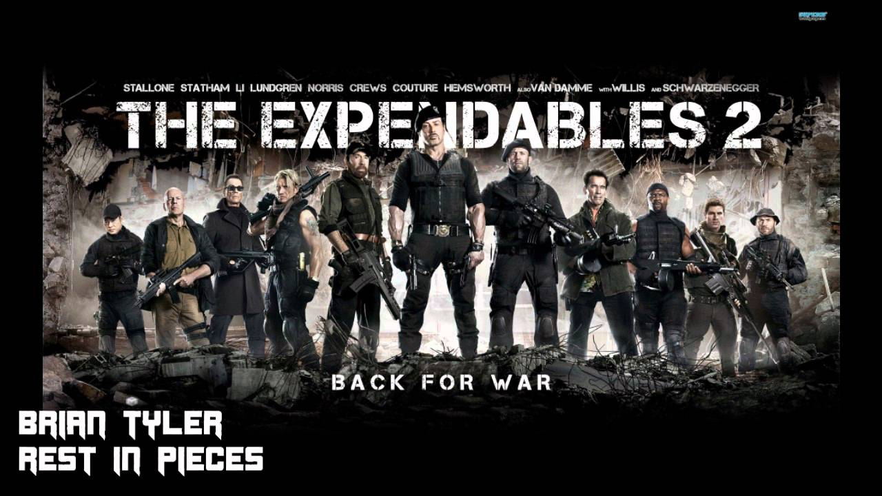 all 14 tracks[the expendables 2][download links] - youtube