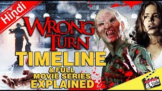 WRONG TURN Timeline & Full Movie Series [Explained In Hindi]
