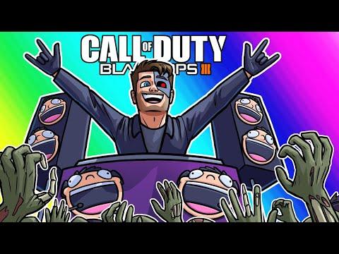 Black Ops 3 Zombies Funny Moments - Terroriser's New Soundboard!