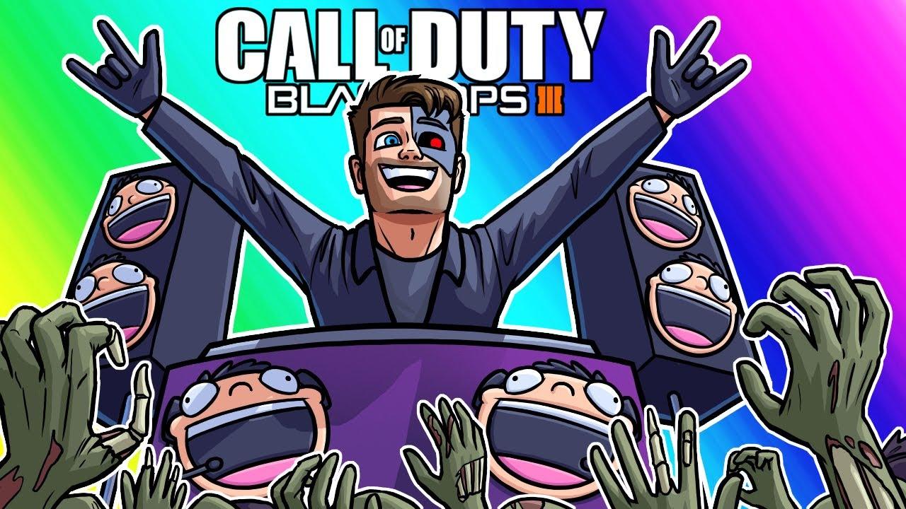 Black Ops 3 Zombies Lustige Momente - das neue Soundboard von Terroriser! + video