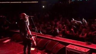 Rancid performing live at the Observatory on Thursday, 4/21/2016 fo...