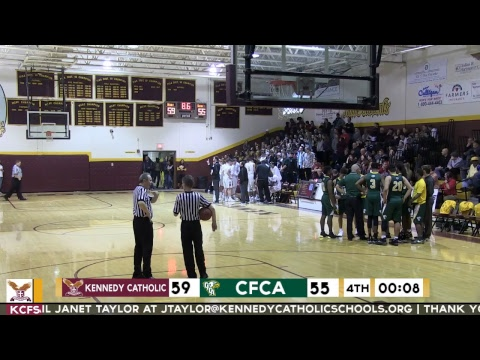 KC Holiday Classic 2017 | 12-30-17 | KC vs Central Florida Christian Academy