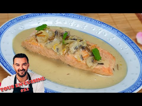 tous-en-cuisine-#21-:-le-saumon-bouillon-thaÏ,-riz-au-petits-pois-de-cyril-lignac-!