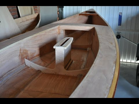 How To Build A Sailing Canoe - The Viola 14