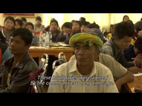 TGCC Burma: Steps Toward Land Tenure