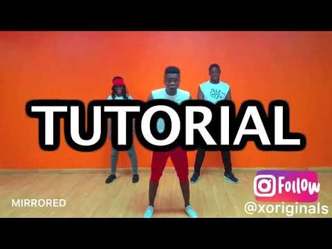 Kes - Hello | #MakeTrinbagoDance Challenge | XOriginals (Dance & Tutorial)