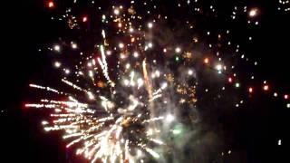 Тайланд  Самуи Новогодний салют на Чавенге 2012(, 2012-01-14T20:51:04.000Z)