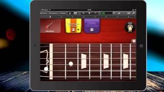 AC / DC - Back In Black видео урок в GarageBand на iPad 2 #2