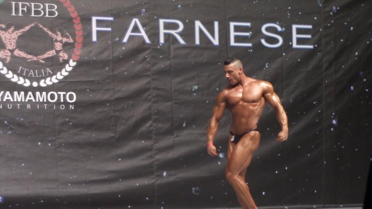 Ercole farnese ifbb 2017 routine di pose libere for Ercole farnese 2017