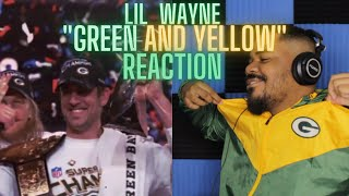 Lil Wayne - Green And Yellow (Green Bay Packers Theme Song) [Audio] REACTION