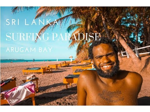 ARUGAM BAY SURFING PARADISE l SRI LANKA l TRAVEL VLOG #19