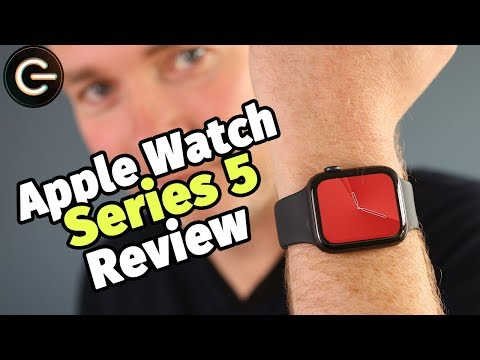 Apple Watch Series 5 Review | The Gadget Show