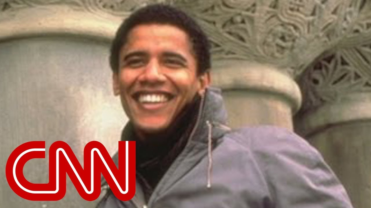 Ex-girlfriends share glimpse of a young Barack Obama.