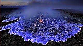 6 Orte auf der Erde, die wissenschaftlich unerklärlich sind!