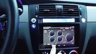 Планшет Nexus7 в Chevrolet Lacetti