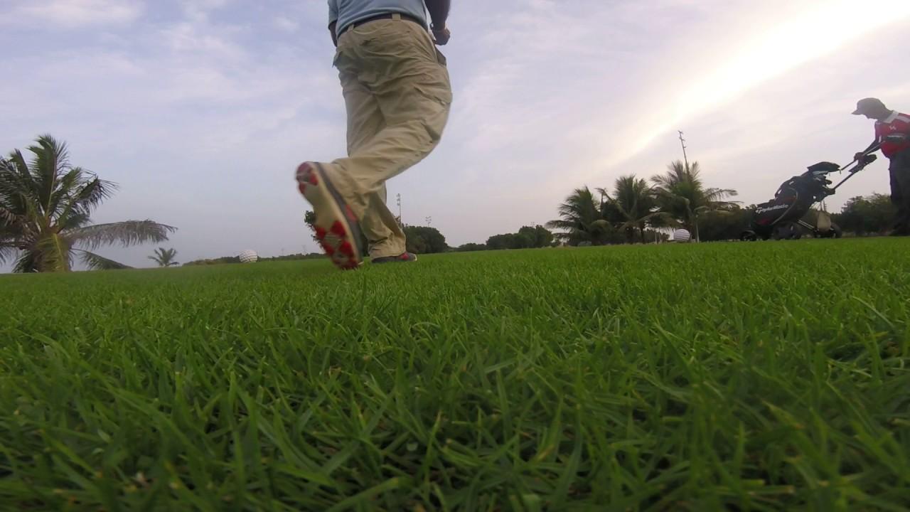Hole 3 and 4 at DHA Golf Club Karachi - YouTube