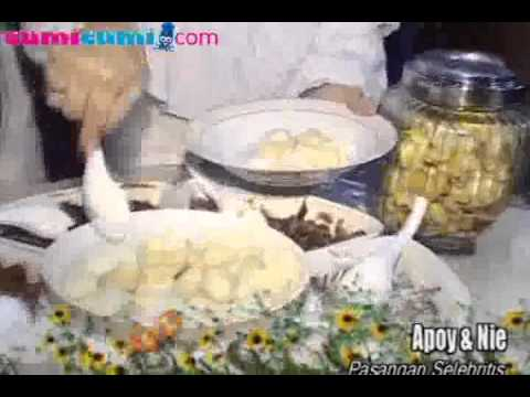 Apoy Wali Bahagia Di Hari Idul Fitri - Cumicumi.com