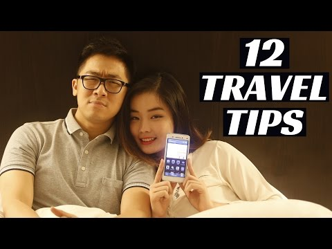 12 TIPS PINTAR TRAVELLING ! (Lifehacks)