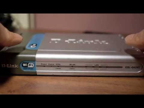 Unstable Dlink ethernet ADSL modem, router, LAN switch, wireless access point repair