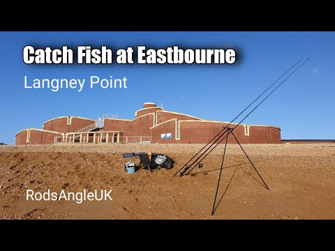 Catch Fish At Eastbourne: LANGNEY POINT Part 1