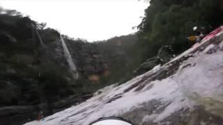 Swim on the Glenbrook River, Australia (Entry#22 Carnage for All 2017)