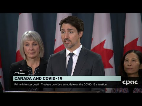 PM Trudeau announces $1-billion COVID-19 response fund