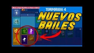 **SEASON 4 FORTNITE** NEW LEGENDARY SKINS NEW BAILES
