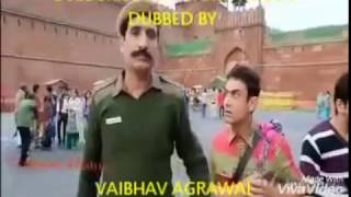 PK MOVIE FUNNY DUBBED VIDEO