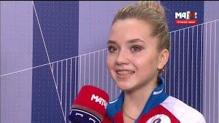 2015-11-20 - Rostelecom Cup 2015 | Елена РАДИОНОВА выигрывает короткую программу