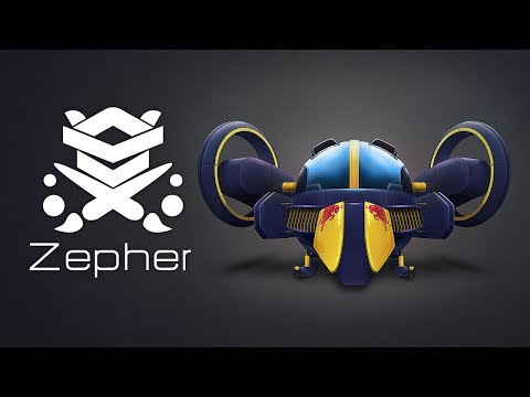 Zepher - Deviant Skybrix Design - Photoshop CS6