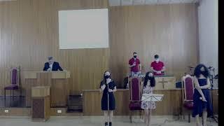 Culto Dominical - 01/11/2020
