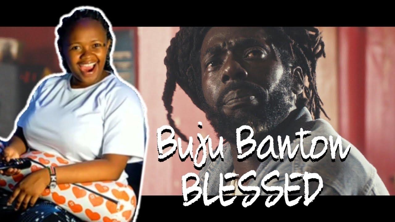 @Buju Banton - BLESSED | AFRICAN REACTION VIDEO