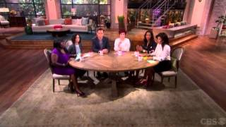 Tony Goldwyn on 'The Talk' (February 24, 2015) [Full Appearance]