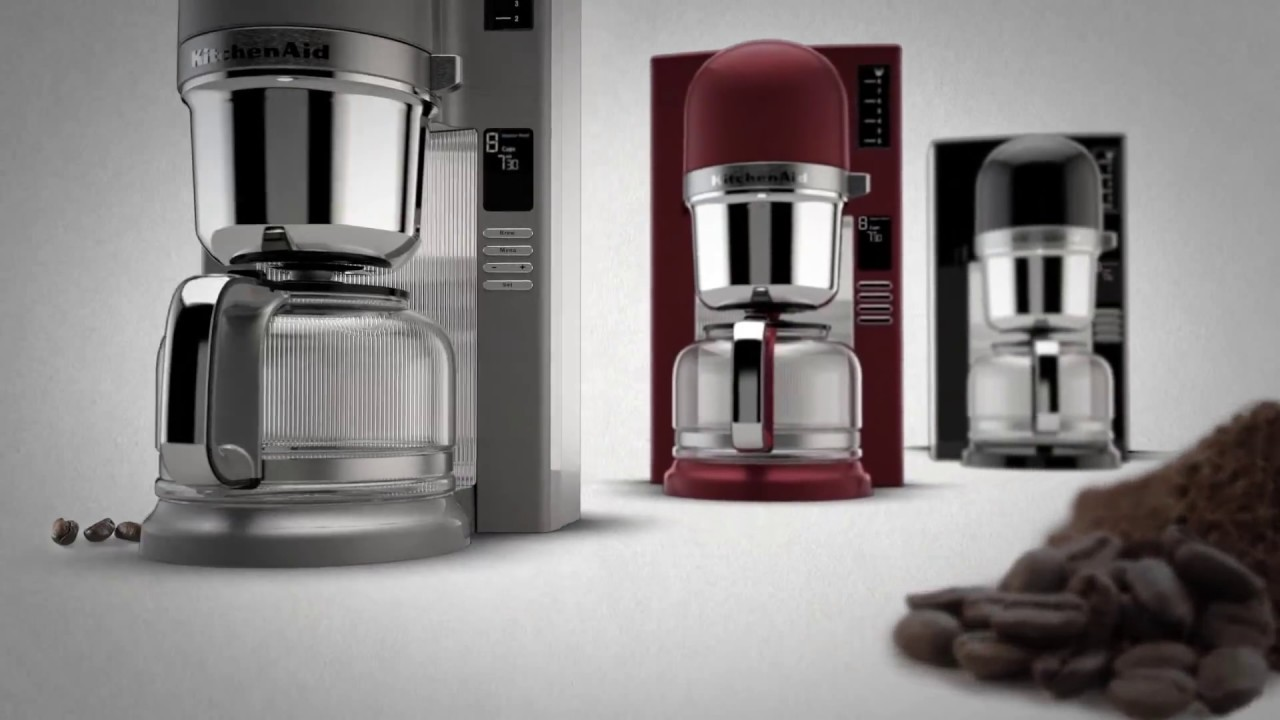 KitchenAid® Pour Over Coffee Maker