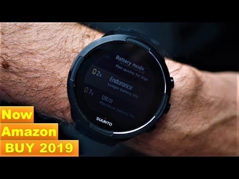 Top 10 Suunto GPS Watches Buy 2019 | Best Suunto GPS Watches 2019